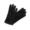 Carpincho Exotic Black | Gloves UK | La Portegna UK | Handmade Leather Goods | Vegetable Tanned Leather