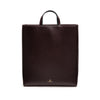 Beatriz Burgundy | Shoulder Bags UK | La Portegna UK | Handmade Leather Goods | Vegetable Tanned Leather