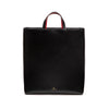 Beatriz Black | Shoulder Bags UK | La Portegna UK | Handmade Leather Goods | Vegetable Tanned Leather