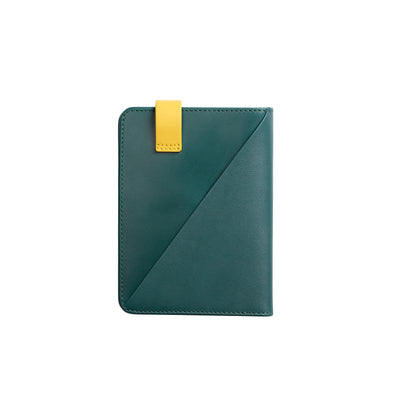 Willy Petrol Wallets | La Portegna UK | Handmade Leather Goods | Vegetable Tanned Leather