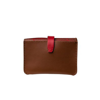 Eleonora Tan | La Portegna UK | Handmade Leather Goods | Vegetable Tanned Leather