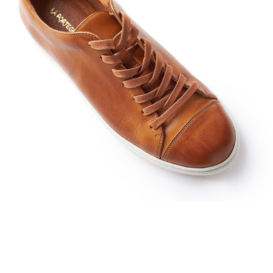 Alex Sol | Sneakers UK | La Portegna UK | Handmade Leather Goods | Vegetable Tanned Leather