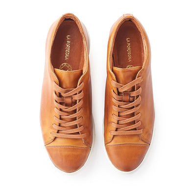 Shoes of the highest quality full-grain leather with a durable rubber sole