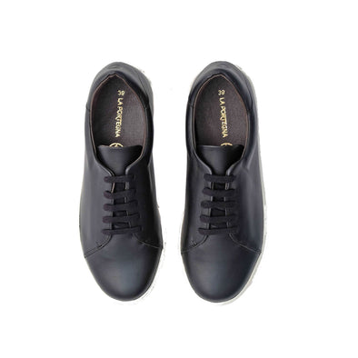 Alexia Black sneakers with customization available