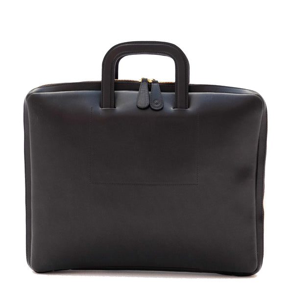 "Belgrano Black 13"" Briefcases 