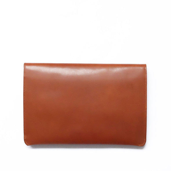 Leather Ipad Case | Jimena Sol - Back