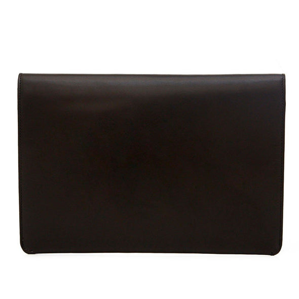 Leather Portfolio | Jimena Black - Back