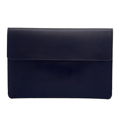 Leather Portfolio | Jimena Blue - Front