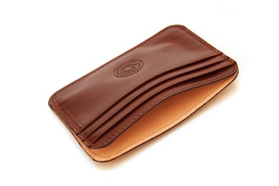 Slim Wallet | Humphrey Double Sol & Yellow - Open Sol