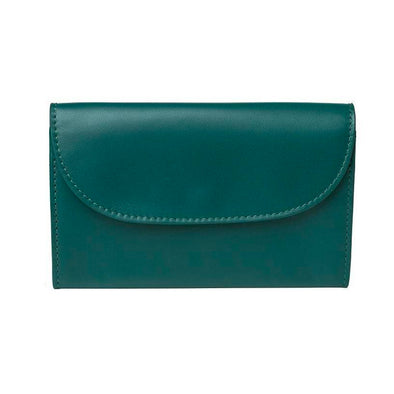 Lucia Mini Purse Petrol