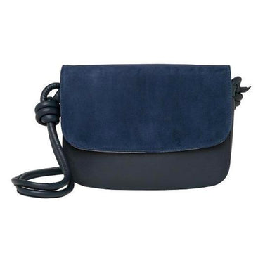 Lucia Suede Navy