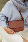 Lucia Tabaco | Shoulder Bags UK | La Portegna UK | Handmade Leather Goods | Vegetable Tanned Leather