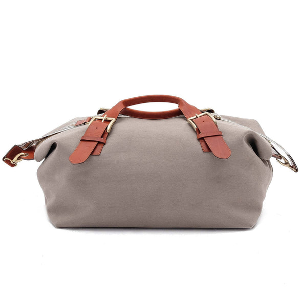 Leather Duffle Bag | Mick Cement 3