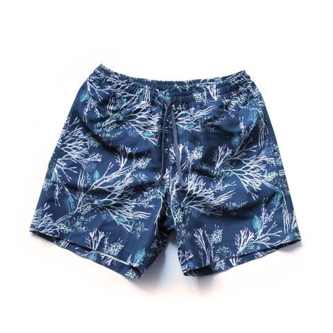 Boardshort - Seaweed Denim