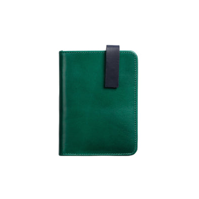 Willy Green Wallets | La Portegna UK | Handmade Leather Goods | Vegetable Tanned Leather