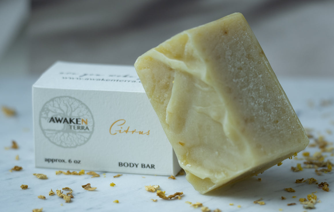 Citrus Body Bar