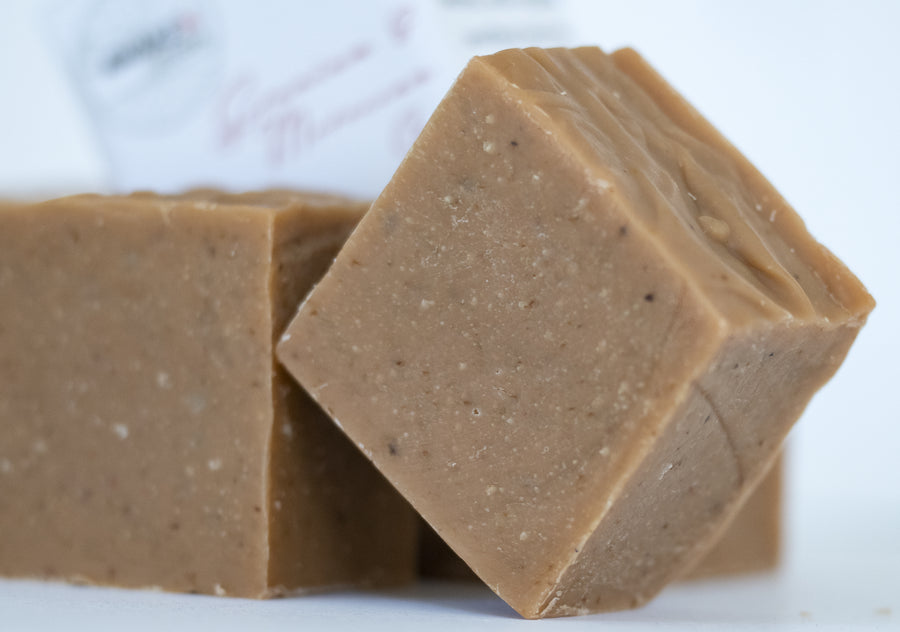 Geranium & Moroccan Clay Facial Bar