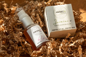 Revive & Jasmine/Kaolin Facial Combo Set
