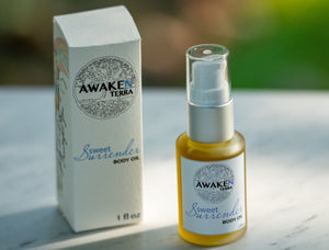 Sweet Surrender Body Oil