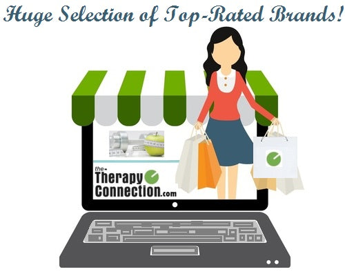 Huge selection of top-rated brands of health and wellness products at the therapy connection.