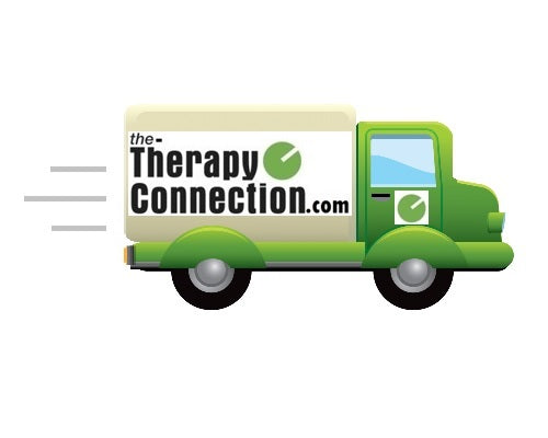 The Therapy Connection offers Fast, Free Shipping in the Contiguous USA.