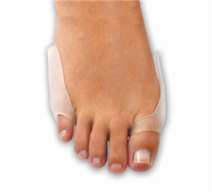 Silipos® Anti-bacterial All Gel Bunion Cushions