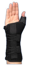 Med Spec Ryno Lacer® Wrist and Thumb Brace Long