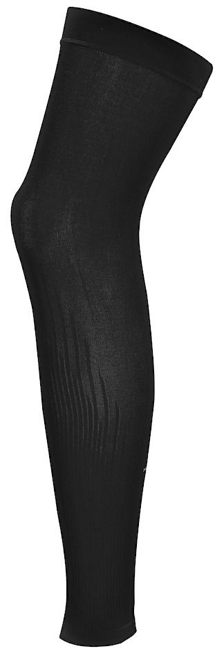 Mueller Graduated Compression Leg Sleeves, Black - Pair - X-Small - XXX-Large