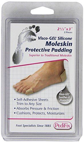 PediFix Visco-gel Moleskin Protective Padding