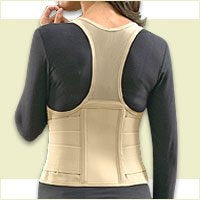 FLA Orthopedics Original Cincher Back Support