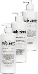 Sub-Zero Cat's Claw Cool Pain Relieving Gel Original, Clear