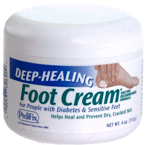 PediFix Deep-Healing Foot Cream, 4 Oz