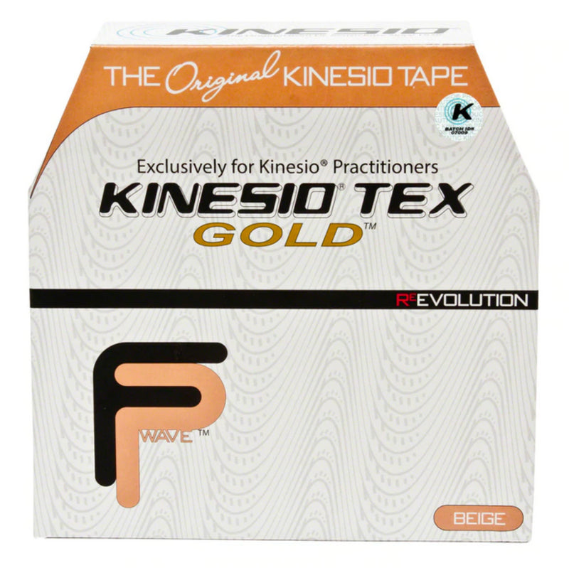Kinesio Tex Tape Gold FP Wave Clinical Roll