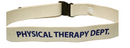 Kinsman Dept. Labeled Gait Belts