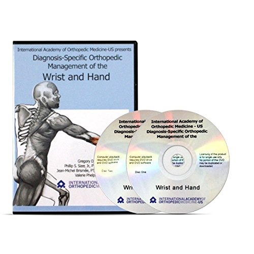 OPTP Diagnosis-Specific Orthopedic Management of the Wrist and Hand DVD