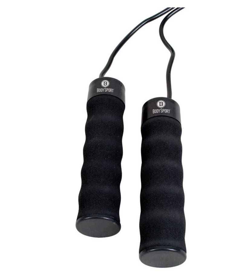 Body Sport Weighted Jump Rope