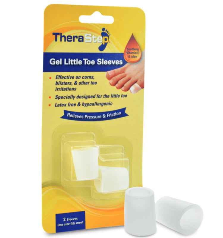 Silipos® Therastep™ Gel Little Toe Sleeve