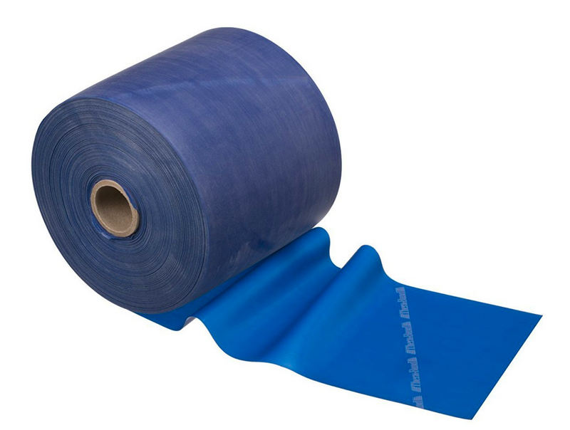 Theraband Professional Latex Resistance Bands, 50 Yard Roll
