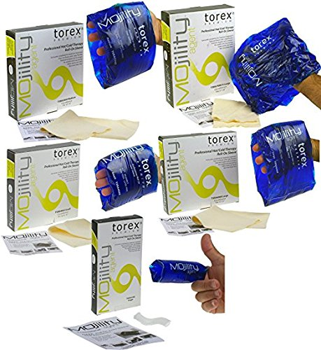 Torex Hot & Cold Sleeve - Hot & Cold Compression Sleeve, Latex Free, OSFM - Each