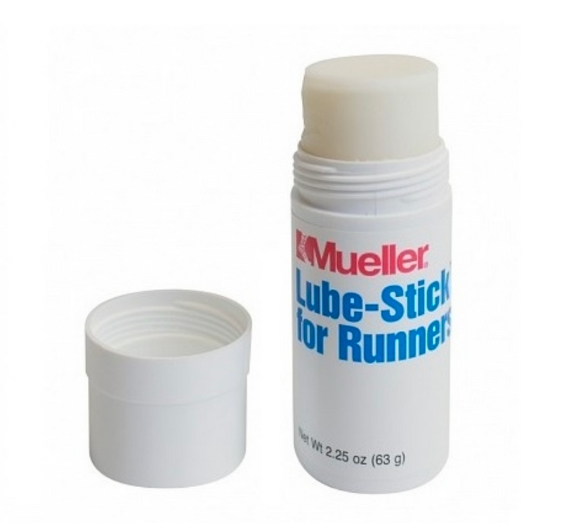 Mueller Lube Stick for Runners, .6 oz or 2.25 oz