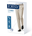 JOBST forMen Knee High, 8-15 mmHg Closed Toe