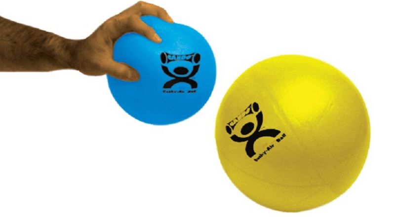 Cushy-Air® Inflatable Exercise Balls