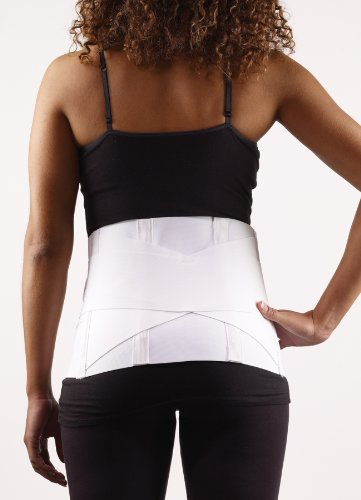 Corflex Criss Cross Back Support with Single Pull or Double Pull