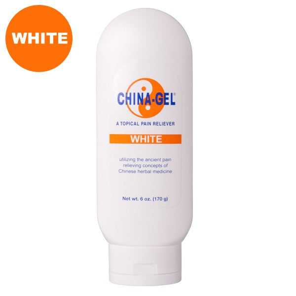 China-Gel Pain Relief Gel - White