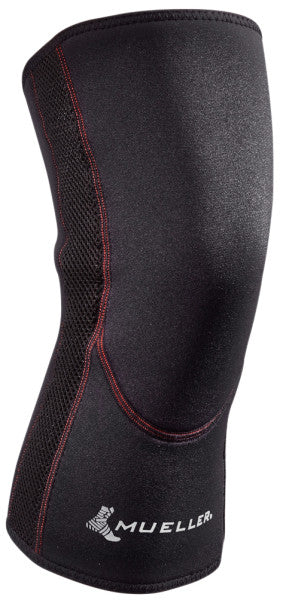 Mueller Sports Medicine Comfort Closed Patella Knee Sleeve, X-Small - 5X-Large