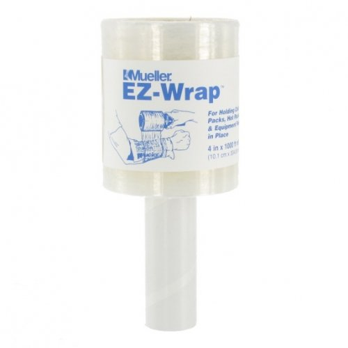"Mueller EZ-Wrap - 4"" x 1000' rolls each with handles"