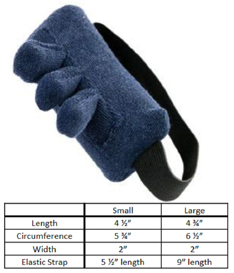ComfySplints Finger Contracture Cushion with Finger Separator