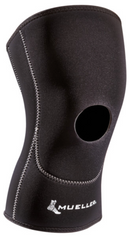 Mueller Sports Medicine Open Patella Knee Sleeve - X-Small - 5X-Large