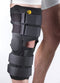 Corflex CoolTex Anterior Closure Knee Wrap w/R.O.M. Hinge