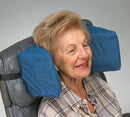 SkiL-Care Adjustable Head Positioner with Gel Pack